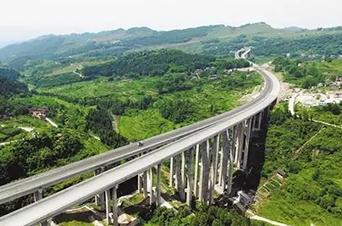2016年丰忠高速公路