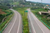 2003年渝邻高速公路