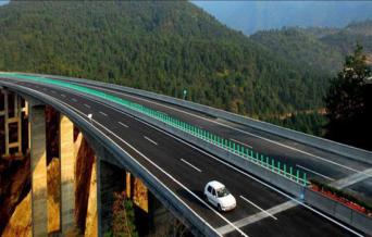福建龙岩龙长沥青高速公路